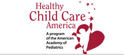 Healty Childcare  logo